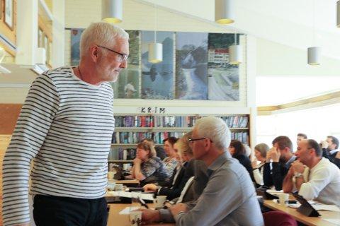 Magne Aardal, SV,