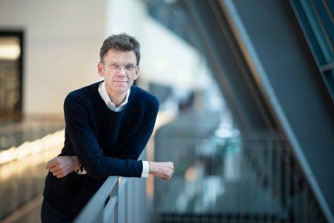 Petter-Børre Furberg, administrerende direktør Telenor Norge