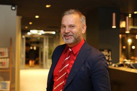Ola Teigen valvake Kinn-valet 2019