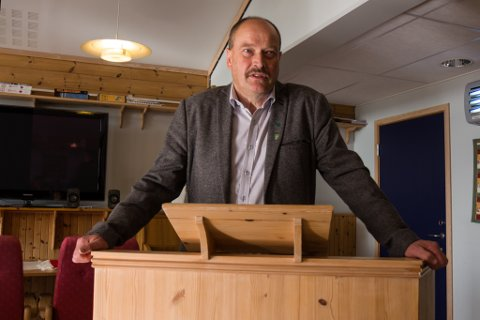 ØNSKTE UTSETTING: Varaordførar Gunnar Osland meinte kommunen burde utsette saka.