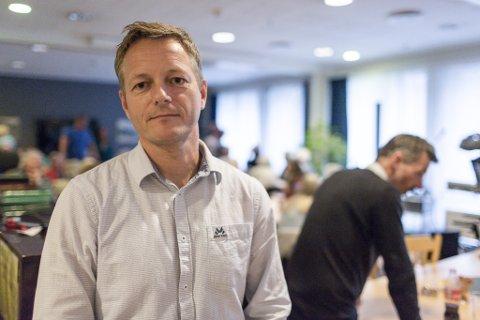 LOVAR BETRING: Kommunalsjef for helse og sosial, Kurt Even Andersen. ARKIVFOTO.