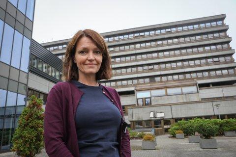SØKJAR: Helse Førdes fagdirektør, Trine Hunskår Vingsnes, er blant dei som har meldt si interesse for sjefsjobben ved Medisinsk klinikk.