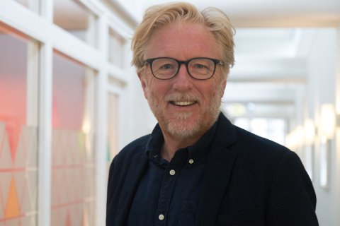Kai Aage Pedersen, redaktør i Firda .