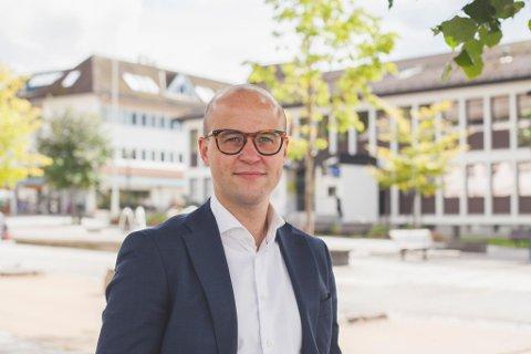 NYTT VERV: Peder Lofnes Hauge blir truleg ny leiar i Noregs Mållag.