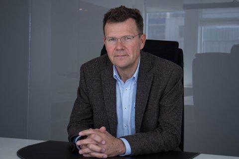 HENTAR PENGAR: Ivar S. Fossum og Nordic Mining har fått inn 60 friske millionar på aksjesal. No kan arbeidet fram mot storinvesteringar halde fram.
