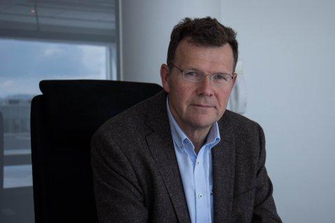 TØMMER IKKJE KASSA: Konsernsjef Ivar S. Fossum i Nordic Mining seier til Finansavisen at dei ikkje tømmer kassabehaldningen for å invistere i Keliber.