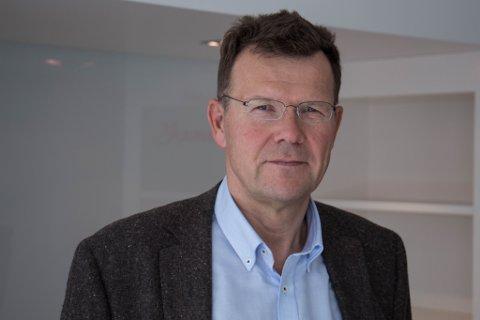 I BOKS: Ivar S. Fossum og Nordic Mining har fått driftsløyve frå Direktoratet for mineralforvaltning. Det lettar jobben med å finansiere prosjektet, meiner Fossum.
