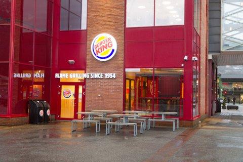 KORONASMITTE: Ein person ved Burger King i Førde er koronasmitta.