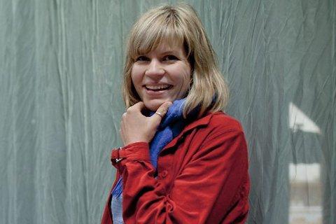 FLOTT TILBOD: Miriam Prestøy Lie brukar skyss-gruppa titt og ofte og synest det er eit godt tilbod.