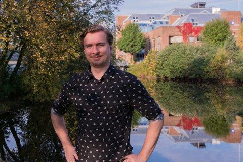 VINNAR: Jakob Hjelmeland var ein av åtte som fekk Furorestipendet 2020.