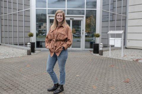 NY JOBB: I januar startar Marie Havnen i ny stilling på Lotteritilsynet i Førde, etter ti år i Firda.