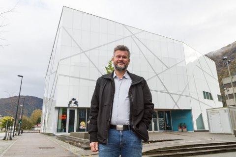 REKRUTTERINGSHJELP: Kjartan Aa Berge ser på det som ei langsiktig investering å hyre inn rekrutteringsselskap.