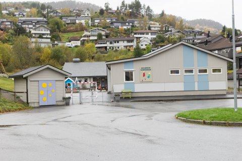STREIK: Halbrend Barnehage er ein av tre barnehagar i Sunnfjord kommune som kan bli tekne ut i streik dersom Unio trappar opp streiken frå onsdag av.