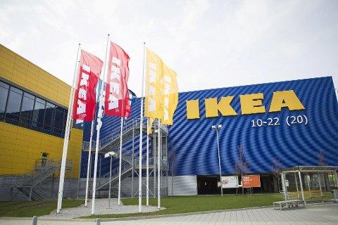GLØYM DET: Kanskje ei gledeleg nyheit for ein del menn, men i desse dagar er det å reise til IKEA definert som unødvendig – også i kommuneoverlegen sine øyrer.