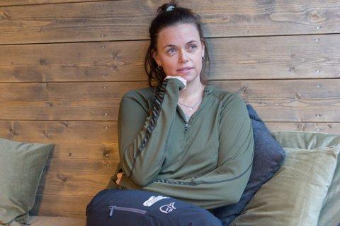 SPENT: Kardemomme Kaffibar opnar på søndag. – Nesten alt er klart, seier kaféeigar Martha Angedal.