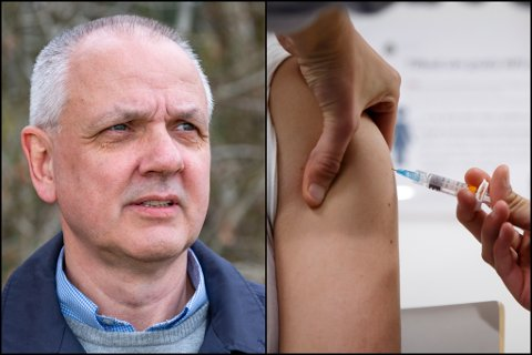 VAKSINE: Tre vaksinar er no til godkjenning hos Det europeiske legemiddelkontoret (EMA). Ei godkjenning hos EMA, betyr at vaksinane òg blir godkjende av Legemiddelverket i Noreg.