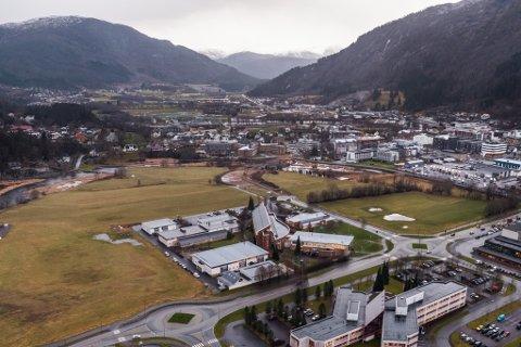 FLEST: 57 tilsette ved Mo og Øyrane vidaregåande skule er tekne ut i streik. Det er flest i Sunnfjord. Blant einingane i Sunnfjord kommune er Halbrend skule hardast råka, med 42 som er tekne ut.
