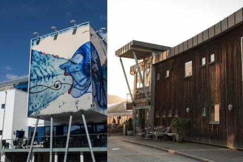 ANNLEIS: Larris Bar og Scene og Pikant Mat- og Vinhus har valt to forskjellige strategiar for 2. juledag.