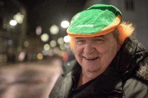 Knut Magnussen elskar Kjippen. Her frå 2018-utgåva