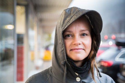 TRASIG: Ann-Laila Selnes (39) trur vêret kan gjere folk meir tungsindige.