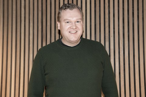 DAGLEG LEIAR: Per Otto Huseklepp er den nye daglege leiaren på  Pikant.