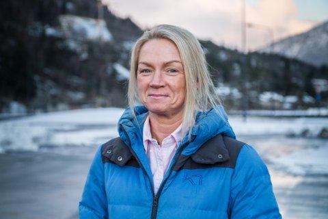INNKJØPSANSVARLEG: Siri Merete Olsen (45) er tilsett som innkjøpsansvarleg i Nordic Mining.