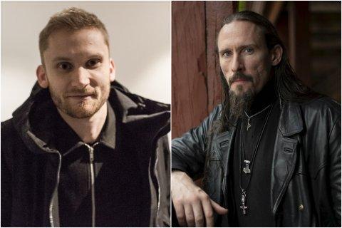 KAN VINNE: Erlend Apneseth er nominert i Open klasse, medan Kristian Eivind Espedal og bandet Gaahl i Metal.