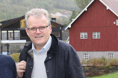 GIR RÅD: Fylkesmannen planlegg for å oppretthalde viktige samfunnstenester under eit stort koronautbrot, opplyser fylkesberedskapssjef Haavard Stensvand.