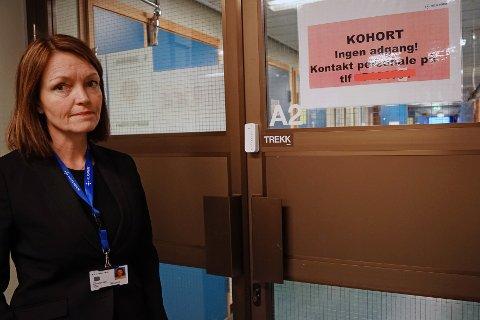 Fagdirektør Trine Vingsnes Korona