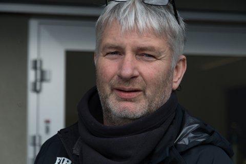 POSITIV: Førde-trenar Terje Rognsø er positiv til endringarne NFF Sogn og Fjordane har gjort.