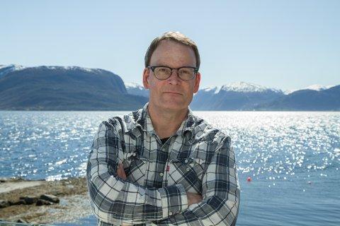 TAPER PÅ KORONA: Tom Peder Jakobsen såg fram til ein sommar med turistar i Wærholmen. Det har koronakrisa mellombels sett ein stoppar for.