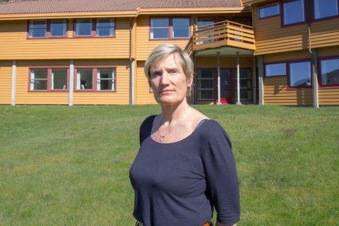 STREIK: Sju tilsette ved Haugland rehabiliteringssenter går ut i streik, seier direktør Inger Johanne Osland.