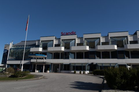 MISTAR STILLINGAR: Grunna pengekrise etter koronapandemien har det store selskapet Scandic Norge sett det som naudsynt å nedbemanne.