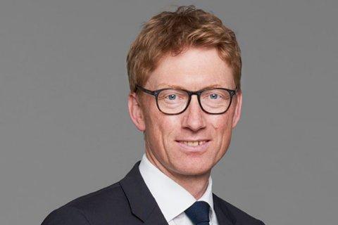 Thorkil H. Aschehoug, partner i advokatfirmaet Grette