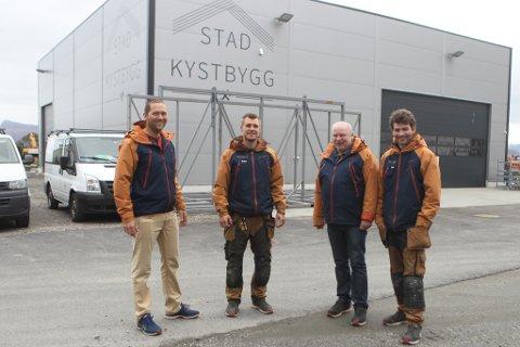 VINNARANE: Stad kystbygg vann anbodet om å bygge 35 dagsturhytter som skal plasserast i kommunane i tidlegare Hordaland.