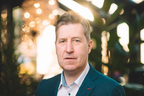 Asle Prestegard er fungerande administrerande direktør i Scandic Hotels Norge.