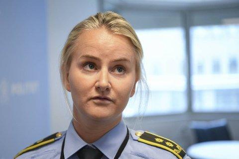 POLITIADVOKAT: Christine Wisløff har leia etterforskinga av mannen.