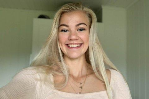SYNDEBUKKAR: Anna Rock opplever at studentane blir sett på som syndebukkar i smitteutbrotet som har råka  Sunnfjord kommune.