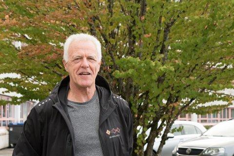 NY JOBB: Tom Farsund skal begynne i ny jobb i haust, etter å ha vore arrangør i Sunnfjord sidan 1996.