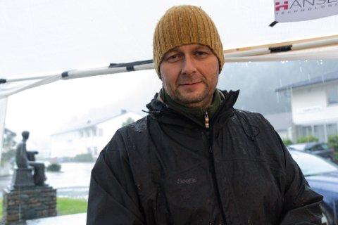 HAR FÅTT DOMMEN: Kjetil Høgset Felde, ordførar i Fjaler, har no fått vite det endelege utfallet av hyttesaka.