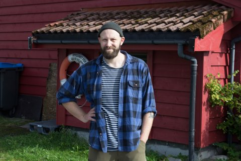 STYRELEIAR: Ørjan Thingnes er styreleiar for Vevringutstillinga.