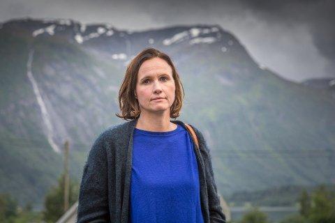 FORSIKTIG OPTIMIST: Ingunn Kjelstad, leiar i Motvind Sunnfjord og Ytre Sogn.