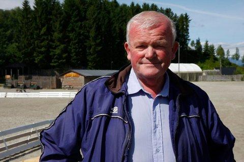 DØD: Ingemar Sårheim døydde tysdag. Han var tidlegare leiar for Norsk Countrytreff, og var aktiv i dugnadsarbeid i Breim. Arkivfoto.