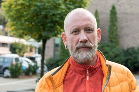 SMISO: Fagleg rettleiar Trond Berge Høvik ved Senter mot incest og seksuelle overgrep var onsdag i Førde med førelesinga «Trygg på trening».