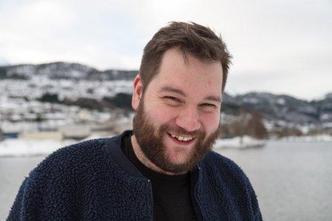 FÅR STYRE EIGA BEDRIFT: Svein Inge Bjørkedal skal styre skuta i eit nystarta aksjeselskap.