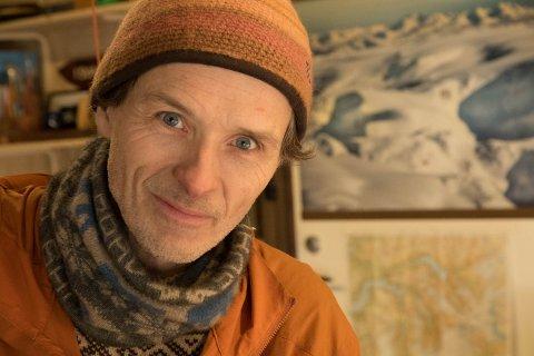 EIN AV TRE: Torje Bjellaas kan vinne høgt akta pris.