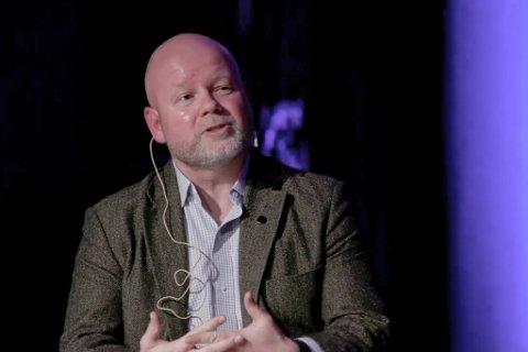 UTENKELEG I NORGE: Det seier USA-ekspert, Morten Rørvik.