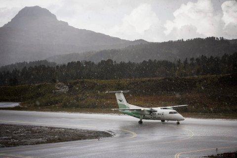 HALVERT: Det blir billegare å reise frå Førde Lufthavn Bringeland Lufthamn