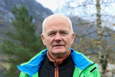 UROA: Øystein Menes er redd for at den manglande mobildekninga kan få alvorlege konsekvensar.