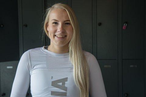 Marita Aasen i Høyanger treningssenter